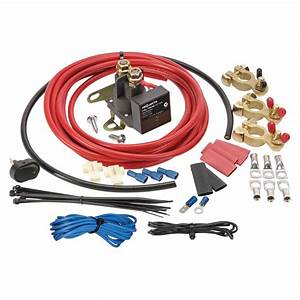 12v 100a Dual Battery Wiring System