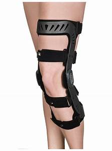 Follow Knee Brace With Regulated Range Of Motion