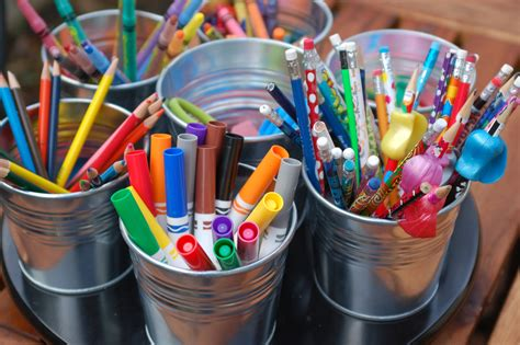 Arts And Crafts Caddy  Photo Taken By Wwwsimplyfitmama