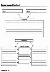 compare contrast graphic organizer | Graphic Organizers ...