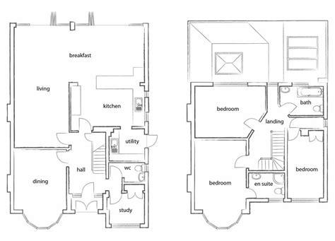 kitchen extension floor plans glazed kitchen extension homebuilding renovating 4746