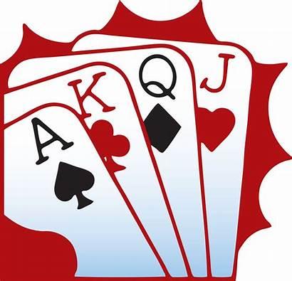 Card Clipart Games Bridge Clip Cards Memory
