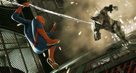amazing spider man ps playstation  game profile
