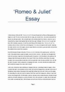 Romeo And Juliet Theme Essay Cheap Course Work Ghostwriter Website  Romeo And Juliet Theme Essay Prompts