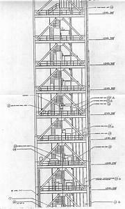 Apollo  Saturn Launch Umbilical Tower Diagrams