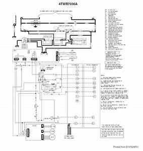Trane Heat Pump Wiring Schematic