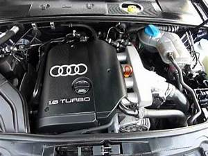 Audi 1 8 T Motor : 2002 audi a4 1 8t youtube ~ Jslefanu.com Haus und Dekorationen