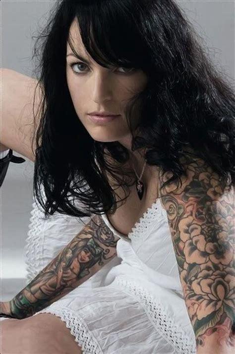 frauen mit tattoos tattoo bewertungde