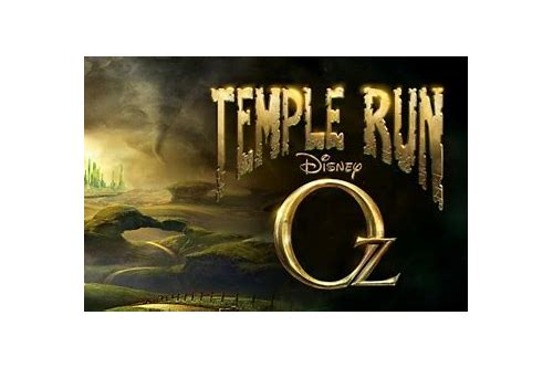temple run oz for iphone download