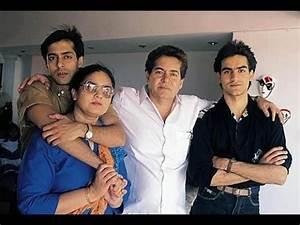 Actor Salman Khan with Family - YouTube