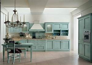 Teal, Kitchen, Cabinets, How, To, Paint, Them, U2013, Homesfeed