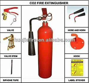 Co2 Fire Extinguisher Fire Safety Equipment