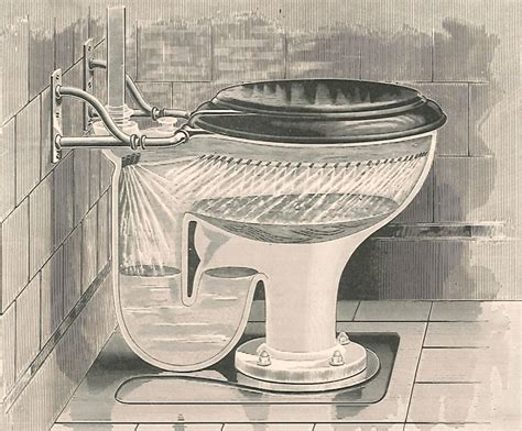 the history of the toilet house house