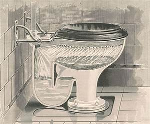 The history of the toilet old house online old house for Who invented the bathroom