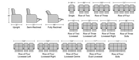 theaterone home theater seating