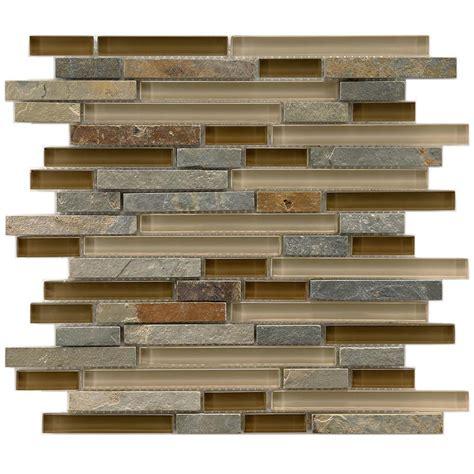 backsplash tile home depot merola tile tessera piano brixton 11 5 8 in x 11 3 4 in