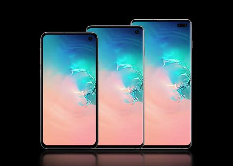 samsung s galaxy s10 series already started receiving