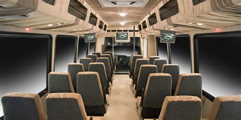 Luxury Coach Buses  Act Ii Transportation