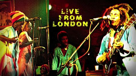 Bob Marley  Them Belly Full  Live From London Youtube