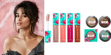 Camila Cabello Launching Havana Inspired Makeup