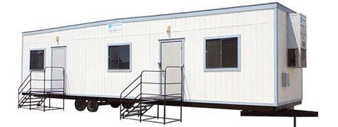 Office Space Trailer by 12 X 56 Mobile Office Trailer W Restroom Design Space