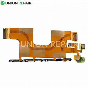 Replacement For Sony Xperia Z4  Z3 Plus Lcd Motherboard