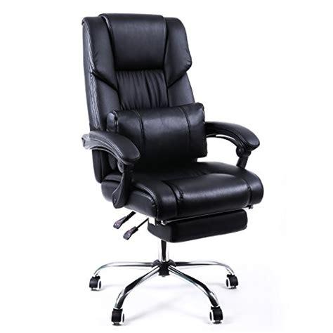 pied de fauteuil de bureau songmics fauteuil de bureau chaise pour ordinateur avec