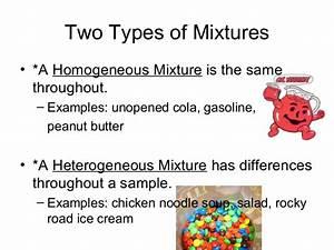 Imkmodvirux  Example Of Homogenous Mixture