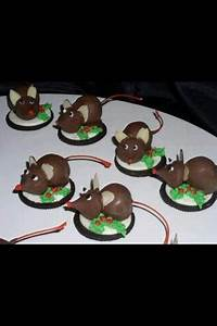 Cute Christmas Treats | Christmas | Pinterest