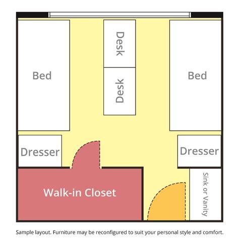 room layouts saint xavier university