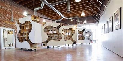 Adaptable Boutique Sneaker Archdaily Ruang Tienda Studio