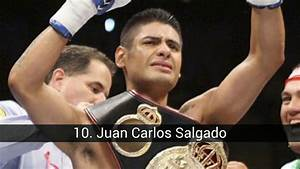 The Best Paid Mexican Boxers
