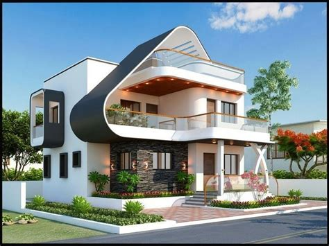 34 Samples Of Modern Houses Most Popular Exterior Design