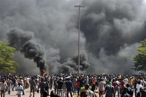 World in View: Burkinabe revolution - News and Letters ...