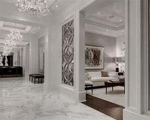 beau hall entree maison design 5 hall dentr233e de luxe With hall entree maison design
