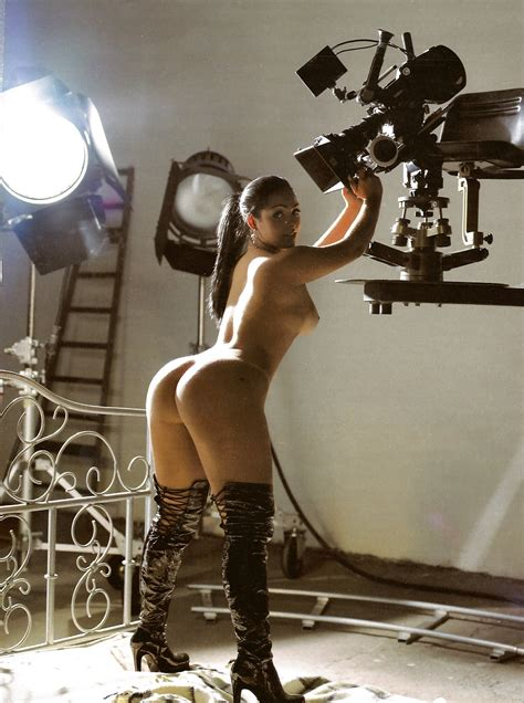 Naked Andressa Soares In Playboy Magazine Brasil