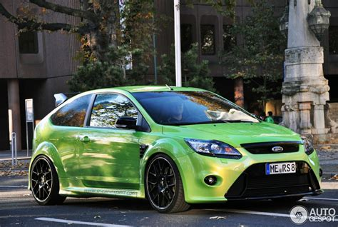 Ford Focus Rs 2009 By Sr-car-expert