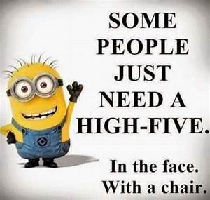 Some people just need a high five. - RealFunny