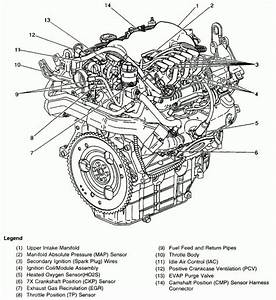 2007 Chevy Malibu Engine Diagram