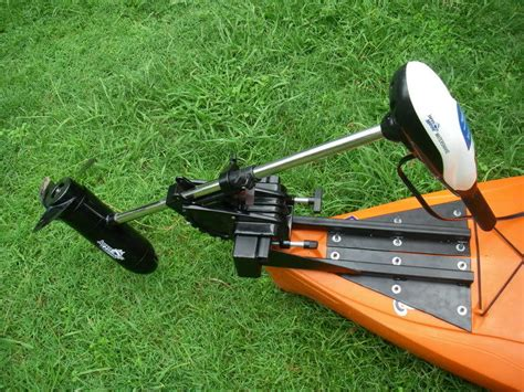 Kayak Electric Motor by All You Need To About How To Kayak Fishing Tips And