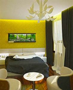 curtain yellow wall decorate the house with beautiful With yellow curtains grey walls