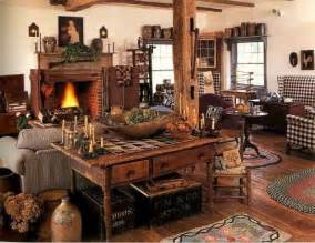 Primitive Decorating Ideas For Living Room by A Primitive Living Room Primitive Living Rooms Pinterest