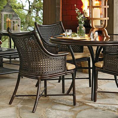 backyard paradise wicker patio furniture domus ventures