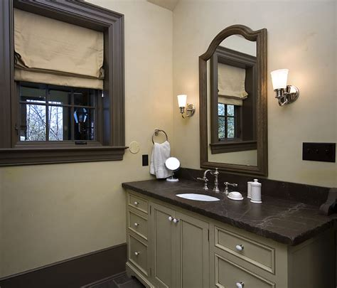 pine grove point rustic bathroom   wright