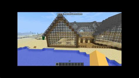 minecraft coolest house  youtube