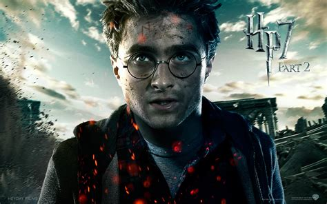 Harry Potter And The Deathly Hallows, Part 2 (2011) Motion