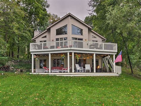 Boat Rental On Clearwater Lake Mn by South Lake House W Deck Views Boat Homeaway