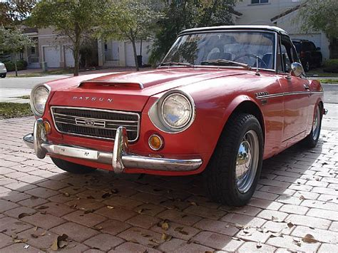 Used Datsun 2000 For Sale by 1968 Datsun 2000 For Sale Coral Springs Florida