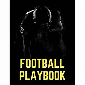 Football Playbook  American Football Playbook With Field
