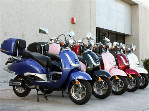 49cc Scooters, 50cc Scooters, 150cc Scooters To 400cc Gas Scooters For Sale , Street Legal